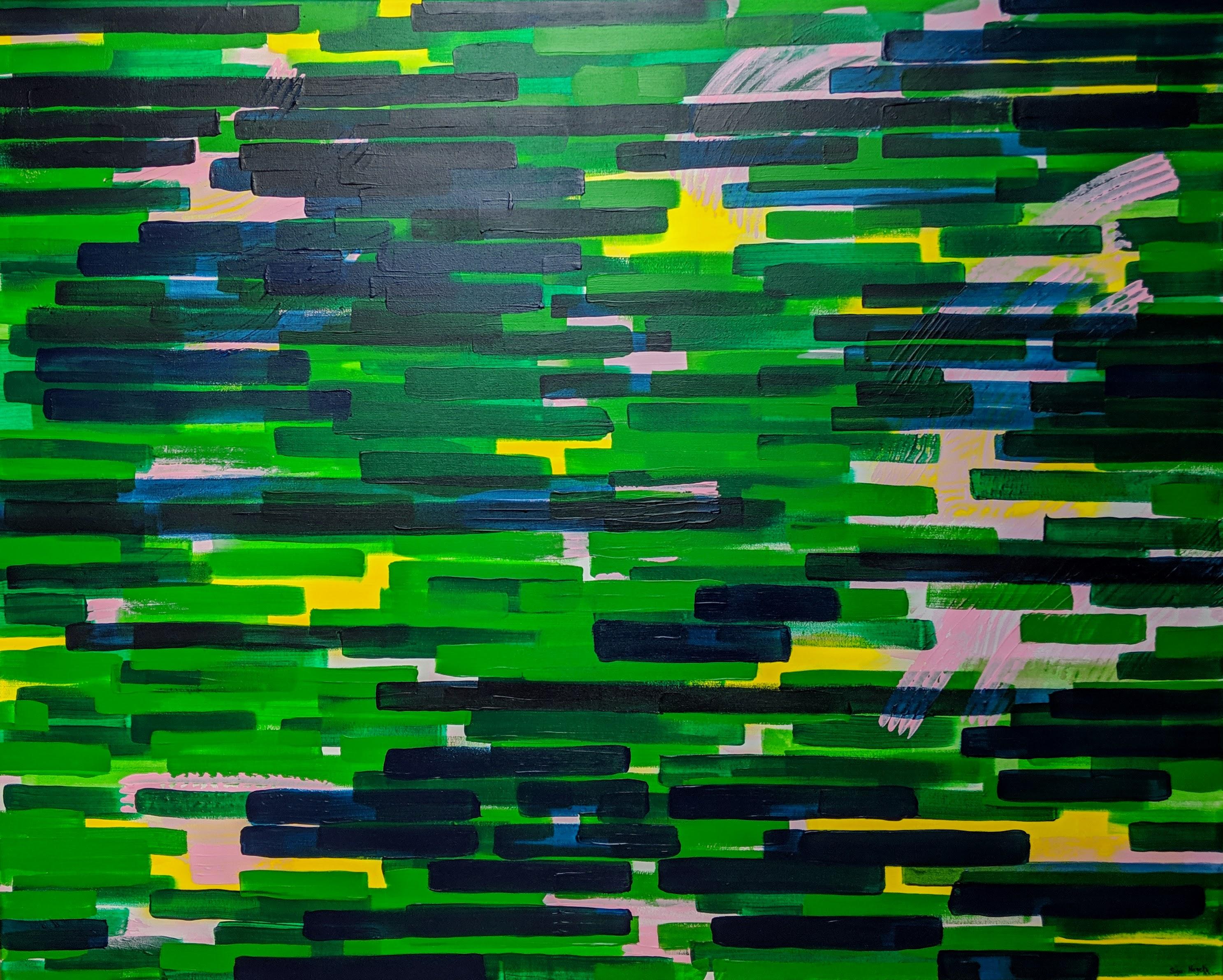 20170627_Artist Sige Nagels_Acrylic_Drift_size100x 80cm_2017June27th