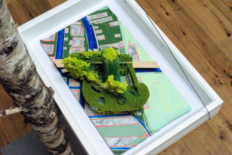 Exhibition: Narchitektur, Zürich – Dear 2050: Humans respond to climate change, Climanosco.