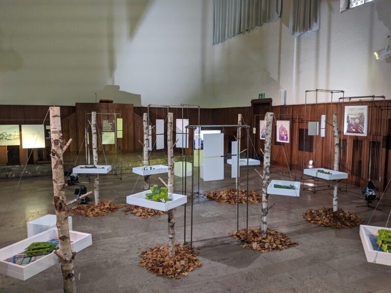 Art installation: What is Narchitektur?
